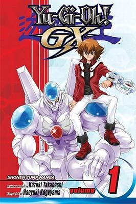 Yu-Gi-Oh! GX, Vol. 1, Kageyama, Naoyuki