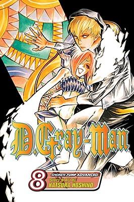 D.Gray-Man, Vol. 8, Hoshino Katsura