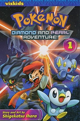 Image for Pokemon: Diamond and Pearl Adventure!, Vol. 1