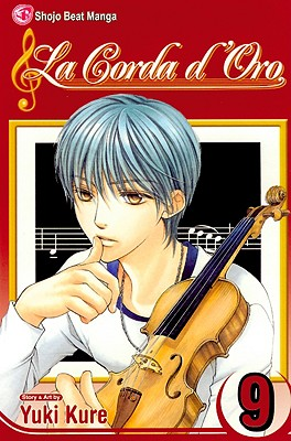 Image for La Corda d'Oro, Vol. 9