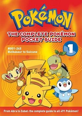 Image for The Complete Pok?mon Pocket Guide: Volume 1