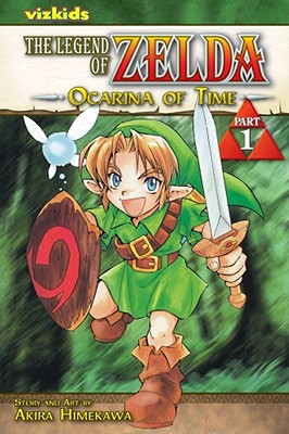 The Legend of Zelda: Ocarina of Time, Vol. 1, Himekawa, Akira