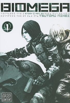 Biomega Vol 1, Tsutomu Nihei