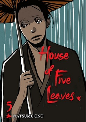 House of Five Leaves, Vol. 5, Ono, Natsume