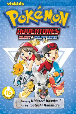 Image for Pokemon Adventures (Ruby and Sapphire), Vol. 16 (Pokemon)