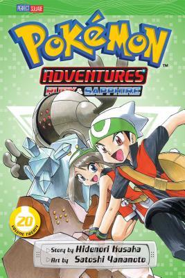 Pok�mon Adventures, Vol. 20 (Pokemon), Hidenori Kusaka