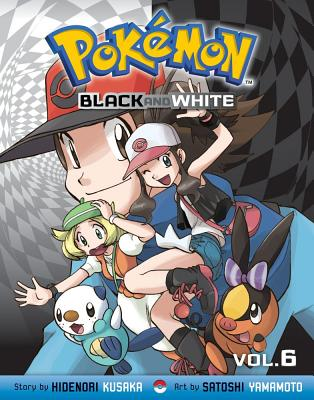 Image for Pokemon Black and White, Vol. 6 (Pokemon)