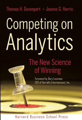 Image for Competing on Analytics: The New Science of Winning