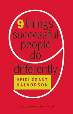 Image for Nine Things Successful People Do Differently