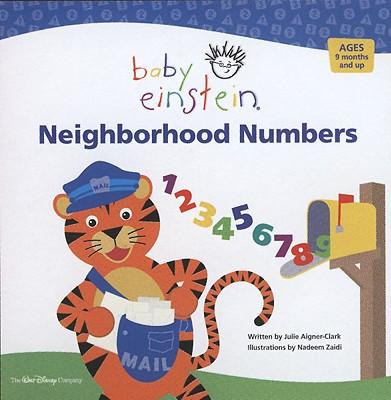 Image for Baby Einstein: Neighborhood Numbers