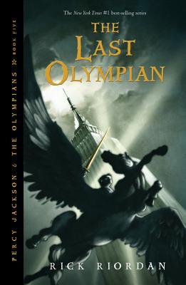 The Percy Jackson and the Olympians, Book Five: Last Olympian, Rick Riordan