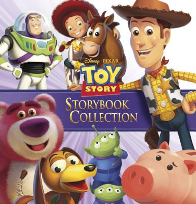 Toy Story Storybook Collection (Disney Storybook Collections), Annie Auerbach