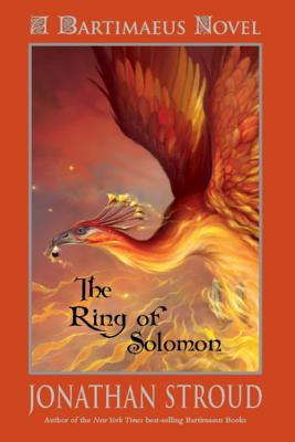 Bartimaeus: The Ring of Solomon (A Bartimaeus Novel), Stroud, Jonathan