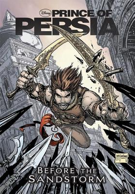 Image for Prince of Persia: Before the Sandstorm -- A Graphic Novel Anthology