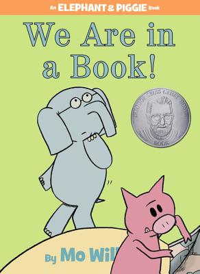 Image for WE ARE IN A BOOK! (ELEPHANT & PIGGIE)
