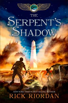 Image for The Serpent's Shadow (The Kane Chronicles, Book Three)