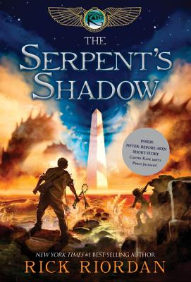 Image for The Serpent's Shadow (Kane Chronicles, Book 3)