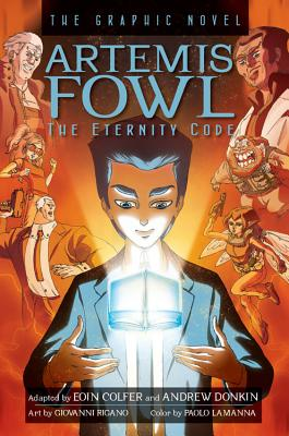 Image for Eternity Code (Artemis Fowl)