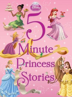 5-Minute Princess Stories (5-Minute Stories), Disney Book Group