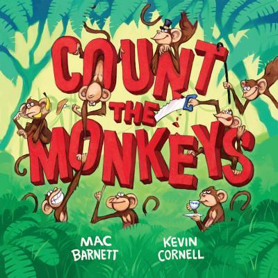 Count the Monkeys, Mac Barnett