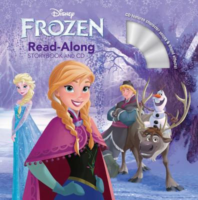 Image for Frozen Read-Along (Book and CD) (Missing CD)