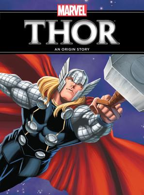 Image for THOR: AN ORIGIN STORY