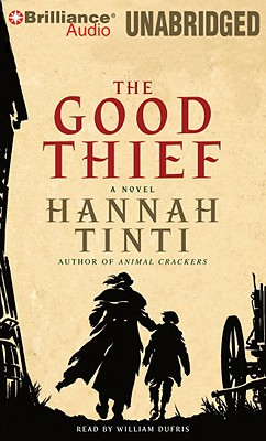 Image for The Good Thief (Brilliance Audio on Compact Disc)