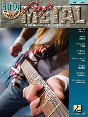 Image for Pop Metal Vol.55 BK/CD Guitar Play-Along