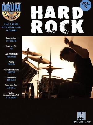 Image for Hard Rock: Drum Play-Along Volume 3 Book & Online Audio(Hal Leonard Drum Play-Along)