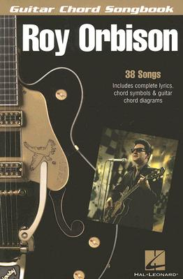 Image for Roy Orbison: Guitar Chord Songbook (6 inch. x 9 inch.)