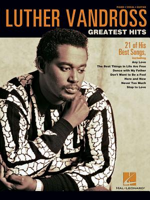 Image for Luther Vandross - Greatest Hits