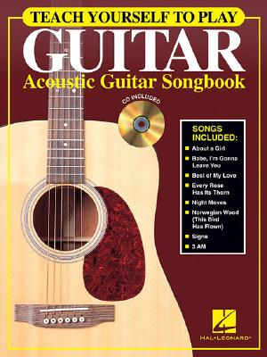 Image for Teach Yourself to Play Guitar - Acoustic Guitar Songbook
