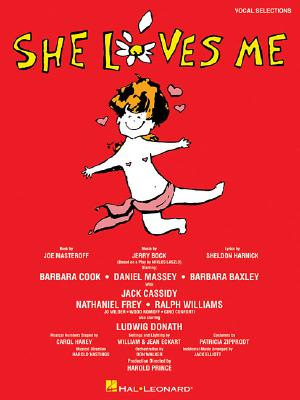 Image for She Loves Me: Piano/Vocal Selections