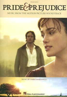 Image for Pride And Prejudice Music From The Motion Picture Soundtrack Piano Solo