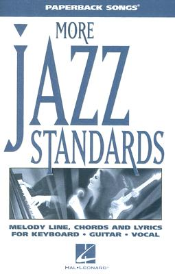 Image for More Jazz Standards (Paperback Songs)