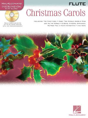 Image for Christmas Carols Flute BK/CD (Hal Leonard Instrumental Play-Along)