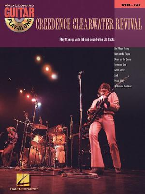 Image for Creedence Clearwater Revival: Guitar Play-Along Volume 63 (Hal Leonard Guitar Play-Along)