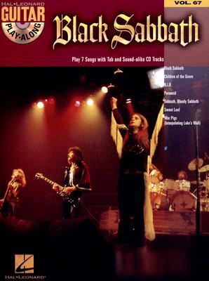 Image for BLACK SABBATH VOLUME 67      BK/CD (Guitar Play-Along)