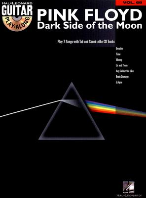 Image for Pink Floyd: Dark Side of the Moon (Book & CD)