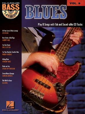 Image for Blues: Blues Bass Play-Along Volume 9 (Pt. 9)