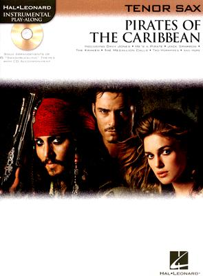 Image for Pirates Of The Caribbean: Tenor Sax