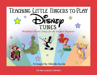 Image for Teaching Little Fingers to Play: Disney Tunes