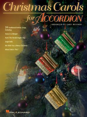 Image for Christmas Carols for Accordion