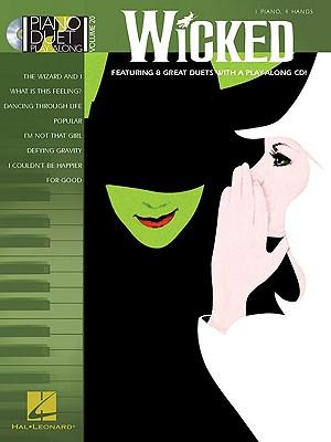 Wicked - Piano Duet Play-Along Vol. 20 BK/CD, Klose, Carol