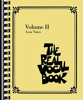 Image for Real Vocal Book Vol. 2 Low Voice