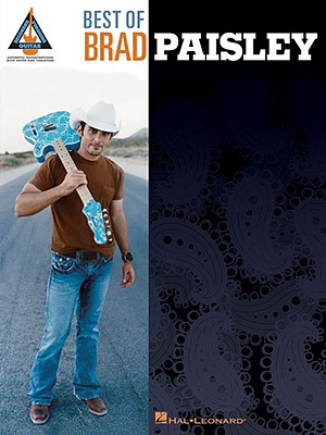 Image for BEST OF BRAD PAISLEY (Guitar Recorded Versions)