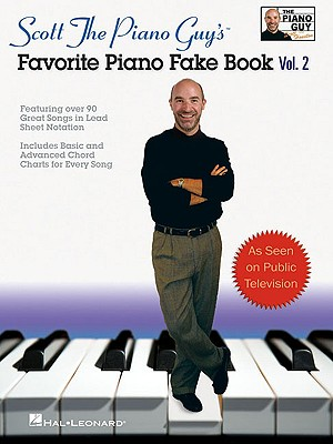 Image for Scott The Piano Guy's Favorite Piano Fake Book Vol. 2