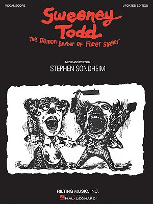 Image for Sweeney Todd: Vocal Score