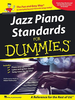 Image for Jazz Piano Standards for Dummies