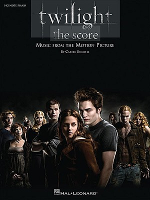 Image for Twilight Music from the Motion Picture Score for Big-Note Piano